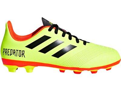 ADIDAS Kinder Fußballschuhe Predator 18.4FxG Grün