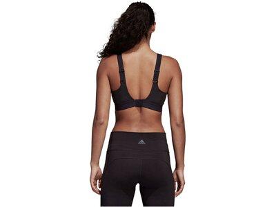 """ADIDAS Damen Sport-BH """"Stronger For it Soft Graphic"""" Schwarz"""
