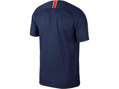 "NIKE Herren Fußballtrikot ""Breathe Paris Saint-Germain Home Stadium"" Kurzarm Blau"