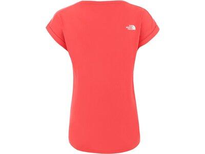 THENORTHFACE Damen T-Shirt Orange