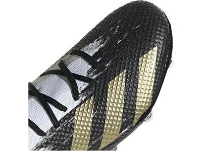 ADIDAS Fußball - Schuhe - Nocken Predator Uniforia 20.3 FG Schwarz