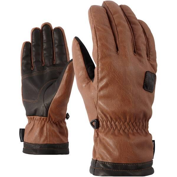 ZIENER Handschuhe Isor | Accessoires > Handschuhe | Brown | Leder | ZIENER