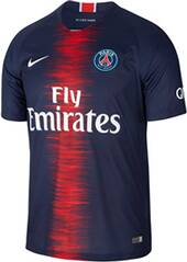 "NIKE Herren Fußballtrikot ""Breathe Paris Saint-Germain Home Stadium"" Kurzarm"