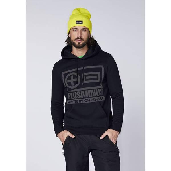 CHIEMSEE Sweatshirt aus GOTS-zertifizierter Bio-Baumwolle