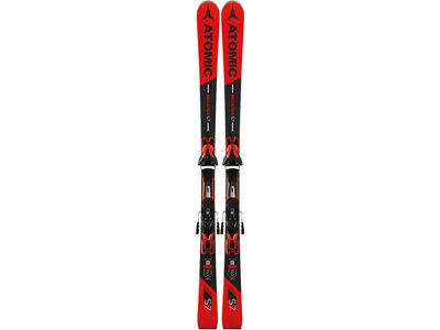 "ATOMIC Herren Slalomskier ""Redster S7"" inkl. Bindung ""FT 12 GW"" Schwarz"