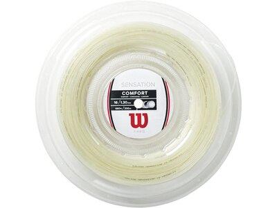 """WILSON Tennissaite """"Sensation 16"""" 200 m Silber"""