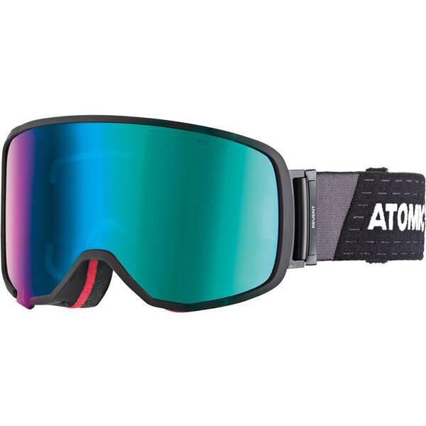 ATOMIC Skibrille / Snowboardbrille Revent L FDL HD OTG