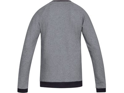 "UNDERARMOUR Herren Sweatshirt ""UA Unstoppable Double Knit Crew"" Grau"
