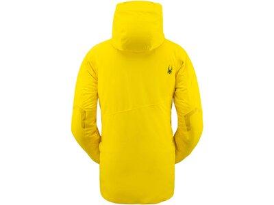 "SPYDER Herren Skijacke ""Hokkaido"" Gelb"