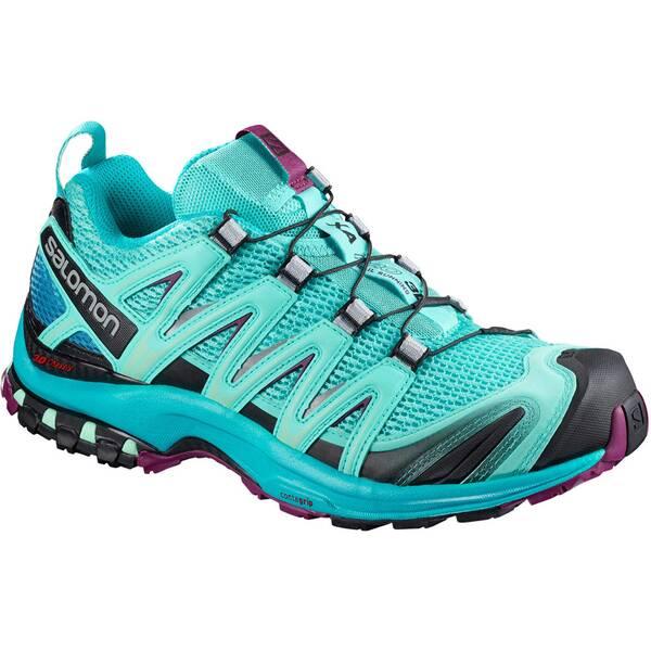 SALOMON Damen Walkingschuhe XA Pro 3D W mint | Schuhe > Sportschuhe > Walkingschuhe | Blue - Dark - Purple | SALOMON