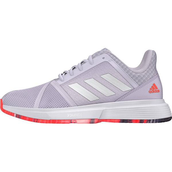 "ADIDAS Damen Tennisschuhe Outdoor ""CourtJam Bounce"""