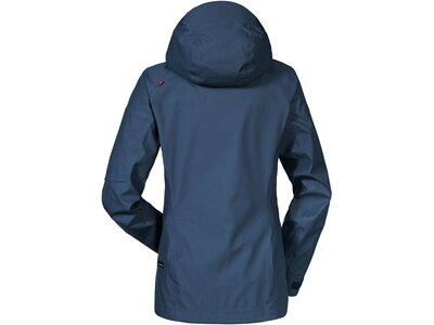 """SCHÖFFEL Damen Trekking Jacke """"3L Annapolis 1"""" Blau"""