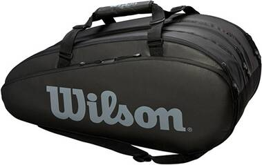 "WILSON Tennisrucksack ""Tour 3 Comp BKGY 15er"""