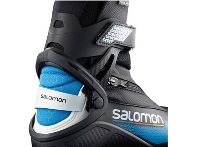 "SALOMON Langlaufschuhe ""Pro Combi Pro Link"" Grau"