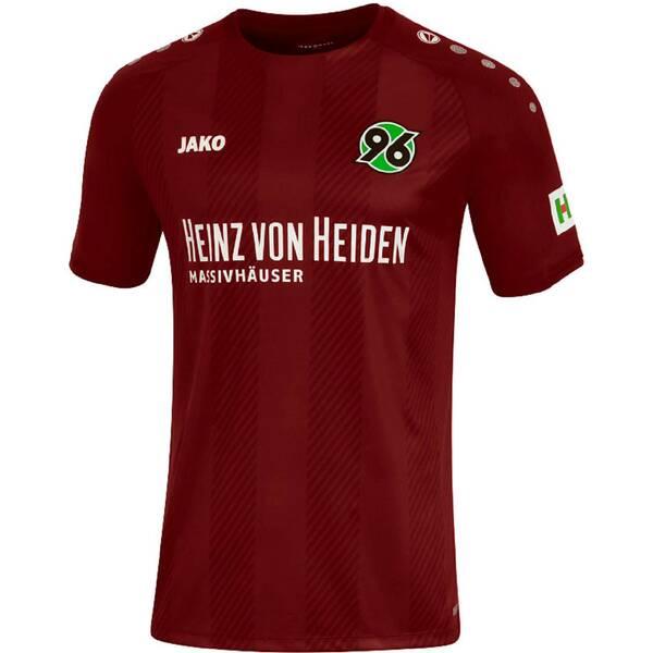 JAKO Herren Fußballtrikot Hannover 96 Home Kurzarm