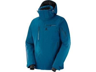 """SALOMON Herren Skijacke """"Brilliant Jacket"""" Blau"""