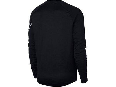 "NIKE Herren Shirt ""Advance 15"" Langarm Schwarz"