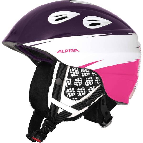 "ALPINA Kinder Skihelm / Snowboardhelm ""Grap 2.0 Jr."""