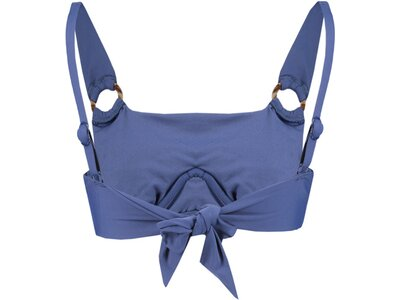SEAFOLLY Damen Bikini-Oberteil Blau