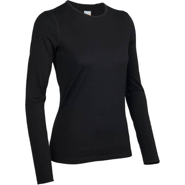 ICEBREAKER Merino Damen Funktionsshirt / Unterhemd Oasis LS Crewe