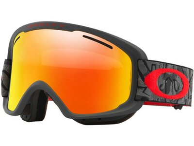 "OAKLEY Kinder Ski- und Snowboardbrille ""O Frame 2.0 MX"" Camo Vine Night Gelb"