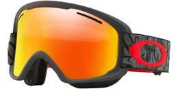 "Vorschau: OAKLEY Kinder Ski- und Snowboardbrille ""O Frame 2.0 MX"" Camo Vine Night"