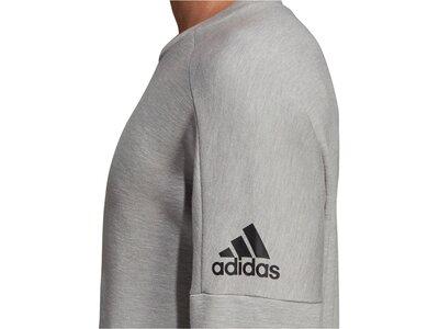 "ADIDAS Herren Sweatshirt ""ID Stadium"" Grau"