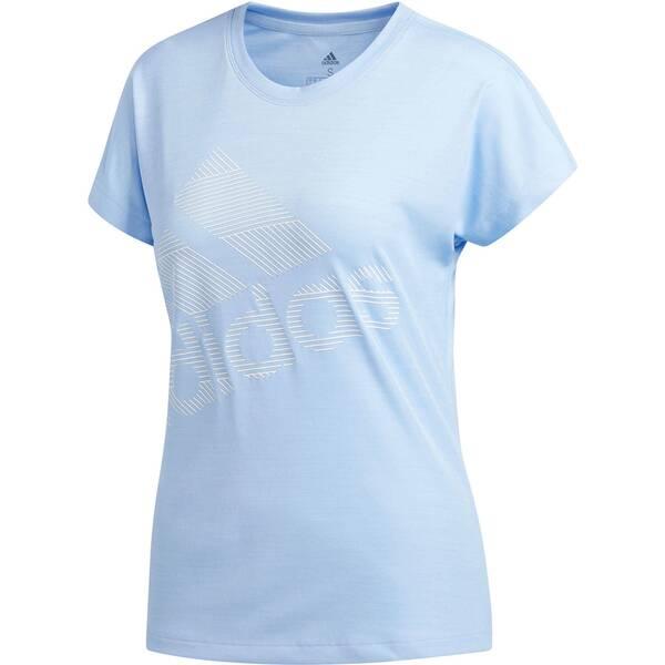 "ADIDAS Damen T-Shirt ""Bos Logo"""