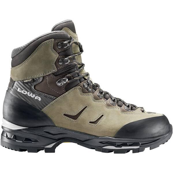 LOWA Herren Trekkingschuhe Camino GTX WXL breite Leisten | Schuhe > Outdoorschuhe > Trekkingschuhe | Dunkelgrau - Schwarz | LOWA