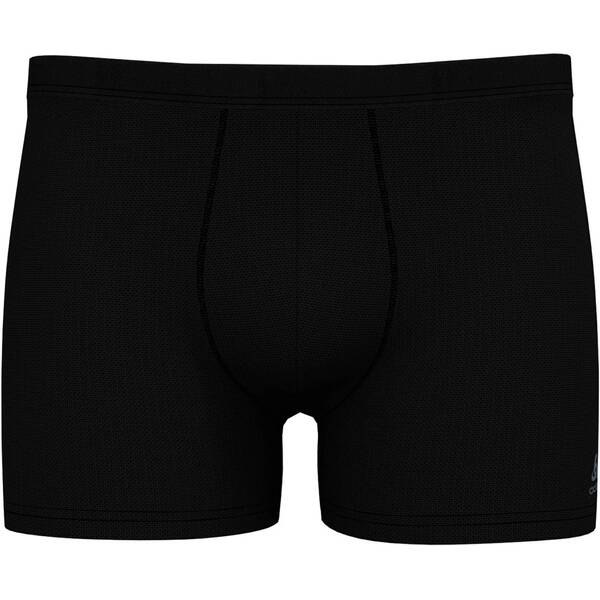 ODLO Herren Funktionsunterhose SUW Bottom Boxer Active F-Dry Light | Sportbekleidung > Funktionswäsche > Thermoleggings | Schwarz | ODLO