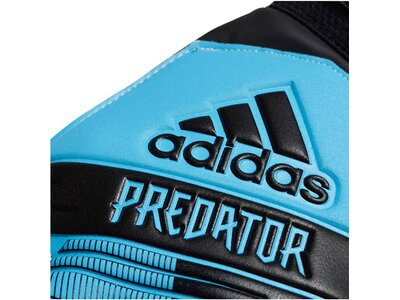 "ADIDAS Herren Towarthandschuhe ""Predator Top Training Fingersave"" Blau"