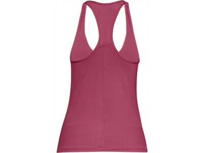 UNDER ARMOUR Damen HeatGear® Armour Racer Tanktop Pink