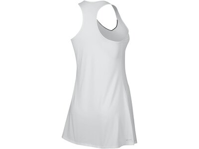 "NIKE Damen Tenniskleid ""Court Pure Dress"" Grau"