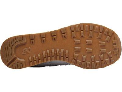 """NEWBALANCE Herren Sneaker """"ML 574ERG"""" Grau"""