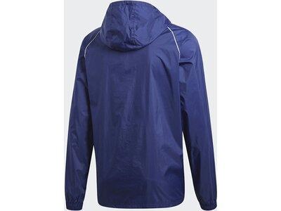 ADIDAS Herren Core 18 Regenjacke Blau