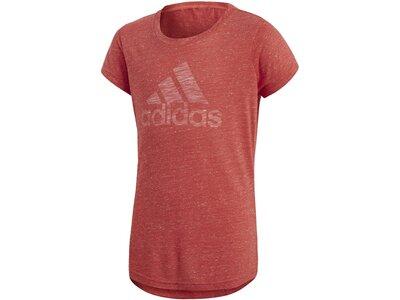 ADIDAS Kinder T-Shirt ID Winner Weiß