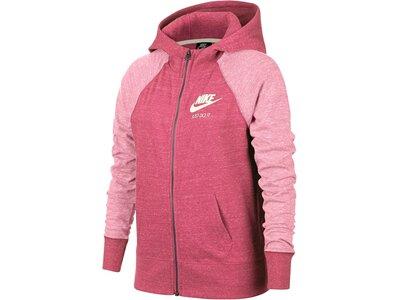 """NIKE Mädchen Sweatjacke """"Sportswear Vintage Hoodie"""" Pink"""