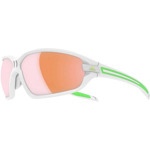 ADIDAS Sonnenbrille Evil Eye Evo S white matt/green