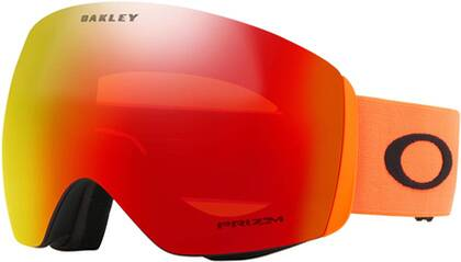 "OAKLEY Skibrille ""Flight Deck - Arctic Fracture Orange"""