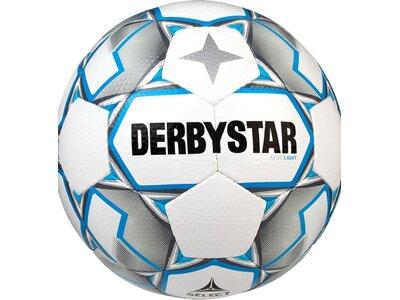 DERBYSTAR Equipment - Fußbälle Apus Light v20 350 Gramm Lightball Grau