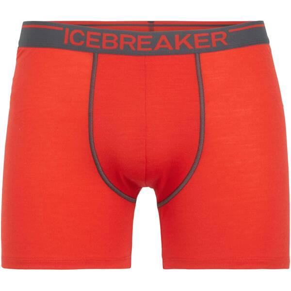 ICEBREAKER Herren Funktionsunterhose / Unterhose Men´s Anatomica Boxers | Sportbekleidung > Funktionswäsche > Thermoleggings | Elasthan | ICEBREAKER