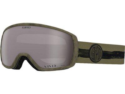 """GIRO Herren Skibrille / Snowboardbrille """"Balance"""" Grün"""