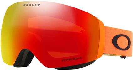 "OAKLEY Skibrille ""Flight Deck XM - LV SIG Snowed In Stealth"""