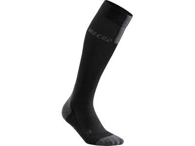 "CEP Herren Laufsocken ""Run Socks 3.0"" Schwarz"