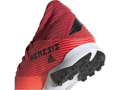 ADIDAS Fußball - Schuhe - Turf NEMEZIZ Mutator 19.3 TF Rot