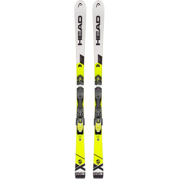 HEAD Herren Slalomskier Head Worldcup Rebels I.GSR inkl. Bindung PR 11 Weiß