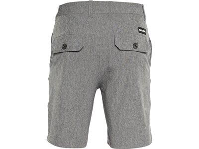 CHIEMSEE Hybrid-Shorts mit 4way Stretch Grau