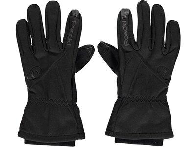 """ROECKL Softshell-Handschuhe """"Karlstad"""" Schwarz"""