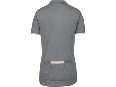 "VAUDE Damen Shirt ""Sentiero SHirt IV"" Grau"