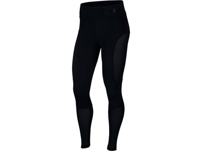 "NIKE Damen Trainingstights ""Pro HyperCool"" Schwarz"